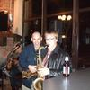 Saxophonist, Ryan Whitehead, sits in with my band at 'The Library Coffee Company' in Atlanta.